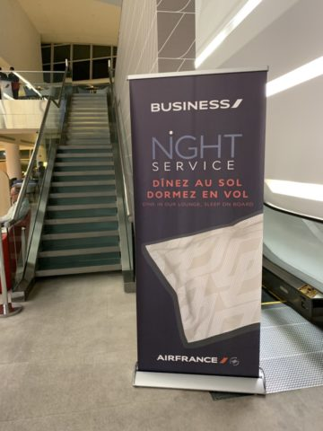 Review - Air France Lounge New York JFK Lounge Terminal 1