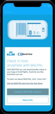 BAGTAG zorgt voor Social Distancing in de luchtvaart
