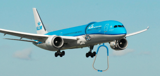 Bron: KLM Health Services