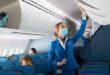 KLM Gezichtsbescherming