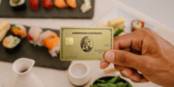American Express Gold Card (Bron: American Express)