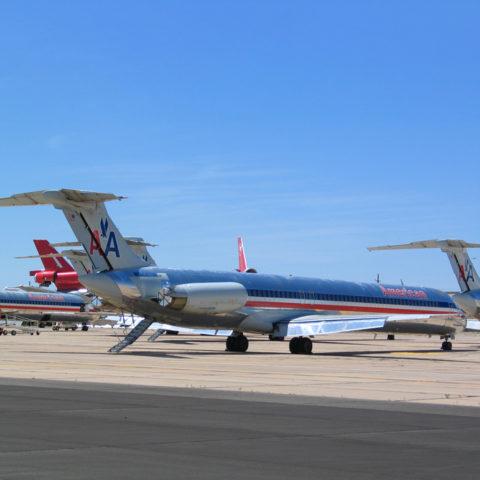 Voormalige MD82 van American Airlines (N-922TW) (Bron: Aviationtag)