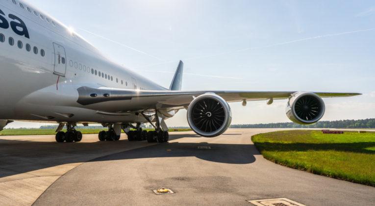 Boeing 747 van Lufthansa (Bron: Lufthansa)