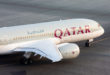 Qatar Airways Aircraft taxied op de luchthaven (Bron: Qatar Airways)