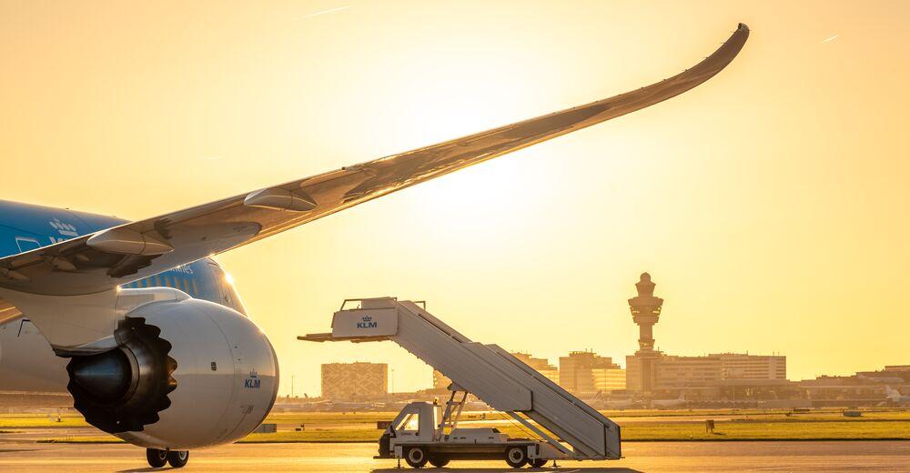 Boeing 787-10 van KLM (Bron: KLM)