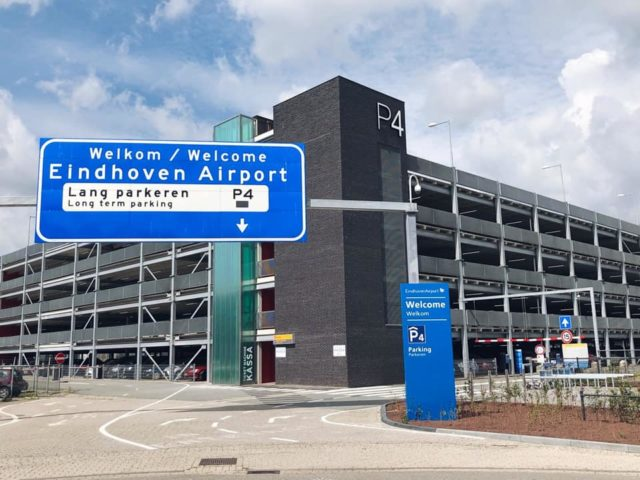 Eindhoven Airport stopt parkeergarage plannen in de ijskast