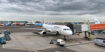 Zo werkt WiFi bij Air France, ook binnen Europa