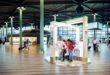 Schiphol Desinfectie UV-C licht