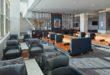 Salt Lake City opent grootse Delta Sky Lounge ondanks Corona