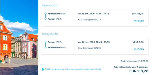 InsideDeals - Dubbele Flying Blue XP in deze veilige landen