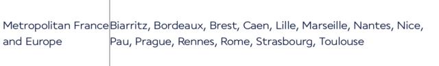 Air France voert tot januari maar 50% van geplande vluchten uit