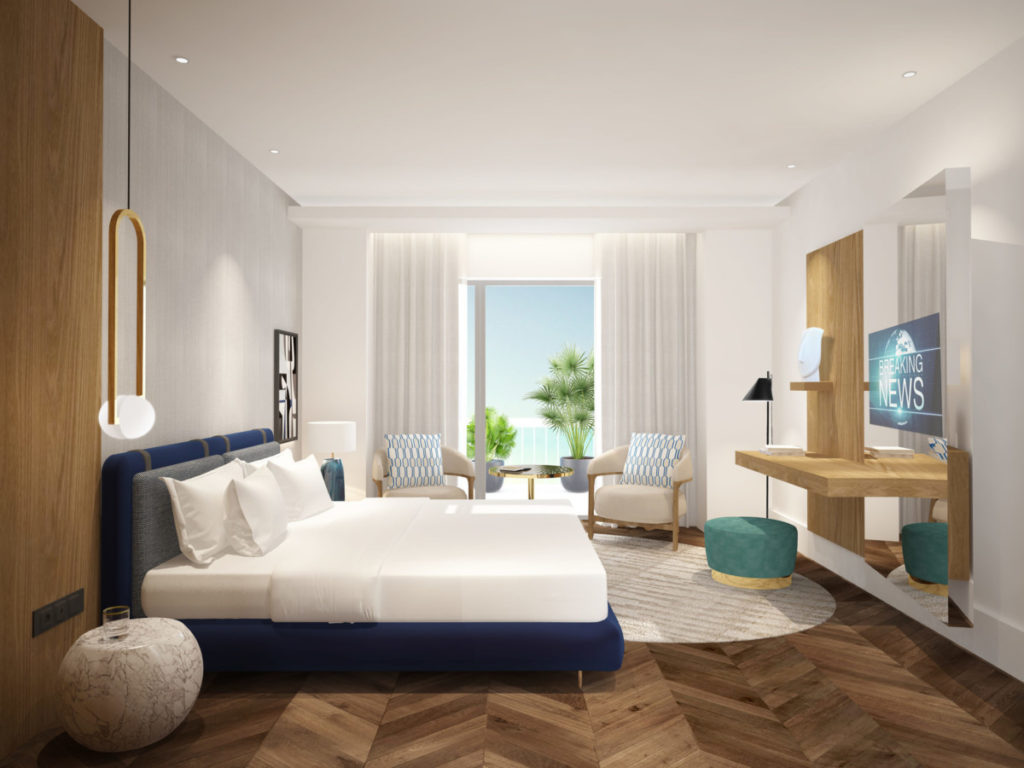 Accor opent nieuwste MGallery in Athene, Griekenland