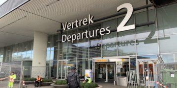 Vertrek 2 Schiphol