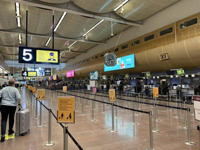 Reizen in Zweden tijdens de corona pandemie