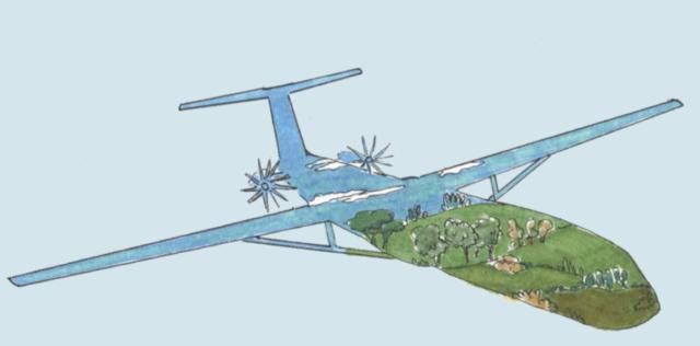 Bijmengverplichting voor vliegtuigbrandstof versneld in de EU ingevoerd?