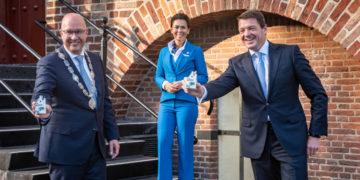 KLM presenteert huisje 101 op verjaardag