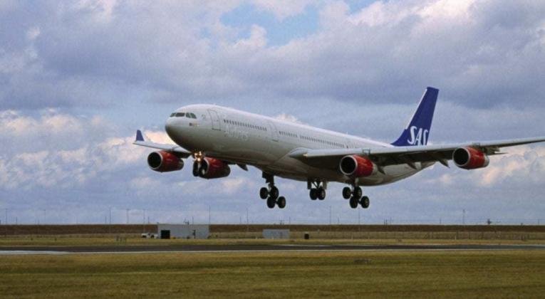 SAS, A340
