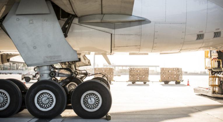 Vrachttoestel staat klaar op Brussels Airport (Bron: Brussels Airport)