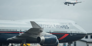 Boeing 747 British Airways wordt nationaal erfgoed