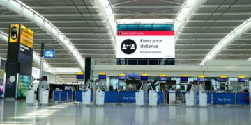 Sluiting Heathrow Terminal 4 tot eind 2021