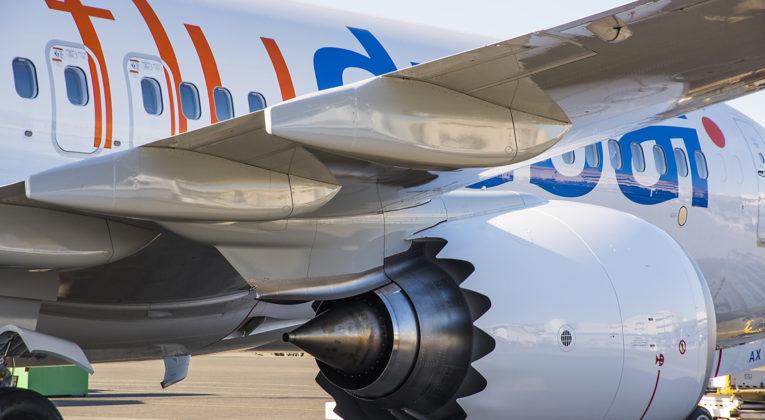 Boeing 737 MAX 8 in FlyDubai livery (Bron: FlyDubai)