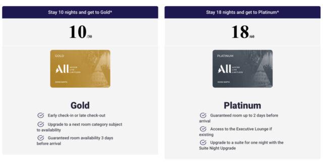 Bij Accor Plus kun je nu een fast track aanvragen voor twee statussen (Bron: Accor Plus)