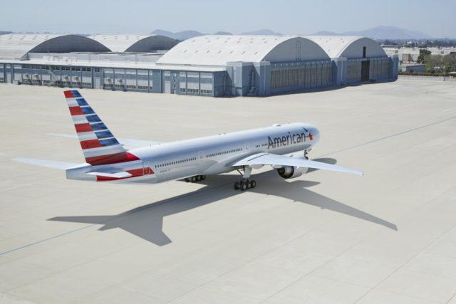 American Airlines, Boeing 777