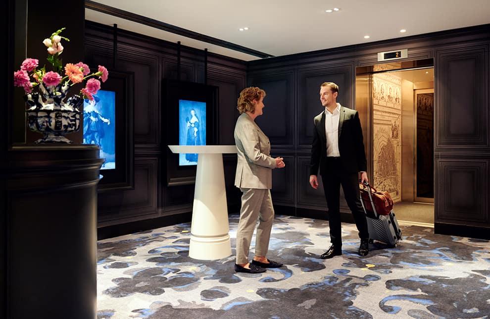 Het Schiphol VIP Centre biedt een exclusieve service aan VIPS (Bron: Schiphol)