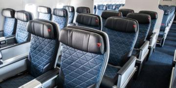 Straks ook Delta Premium Select aan boord van de Boeing 767-200/-300 en Airbus A330 (Bron: Delta)
