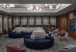 Impressive van de nieuwe American Express Centurion Lounge op London Heathrow (Bron: American Express)